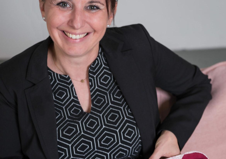 Sabine Fallmann-Hauser - Gründerin und Initiatorin